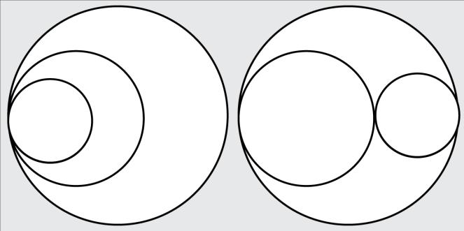 Golden Ration Circles