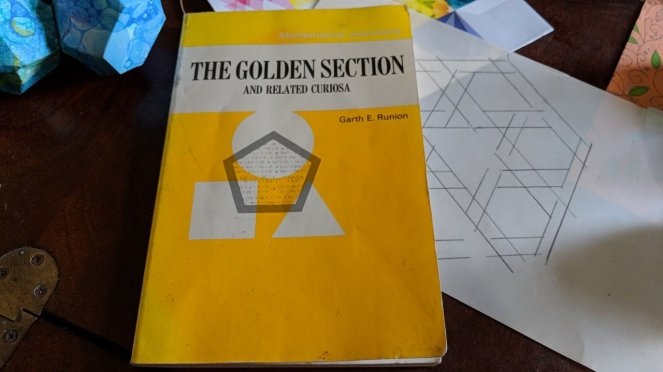 The Golden Section by Garth E Runion
