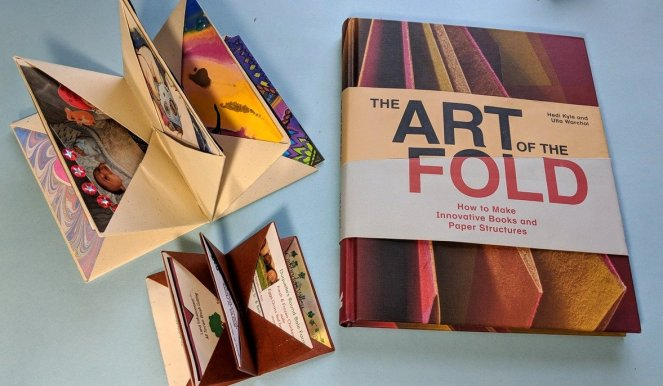 Art of the Fold by Hedi Kyle It's so wonderful to have this book in the world.