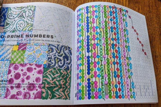 Co-Prime Numbers, Patterns of the Universe by Alex Bellos and Edmund Harriss