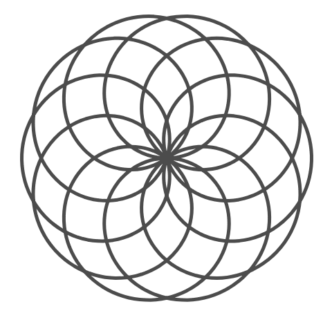 Polar Rose, Desmos