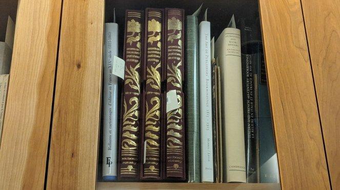 Books bound by Richard Minsky