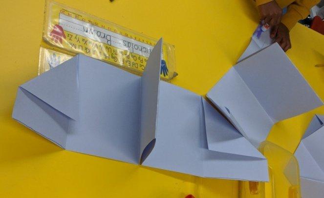 Making the folder