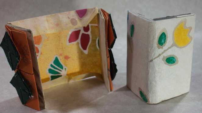 More Handmade Paper Covers