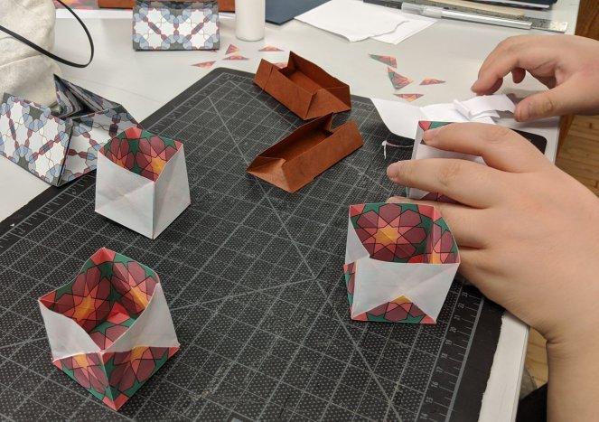 Rita's Twist boxes