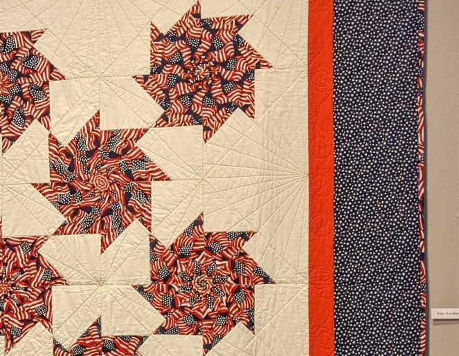 Quilt Detail, Kim VanderSpek
