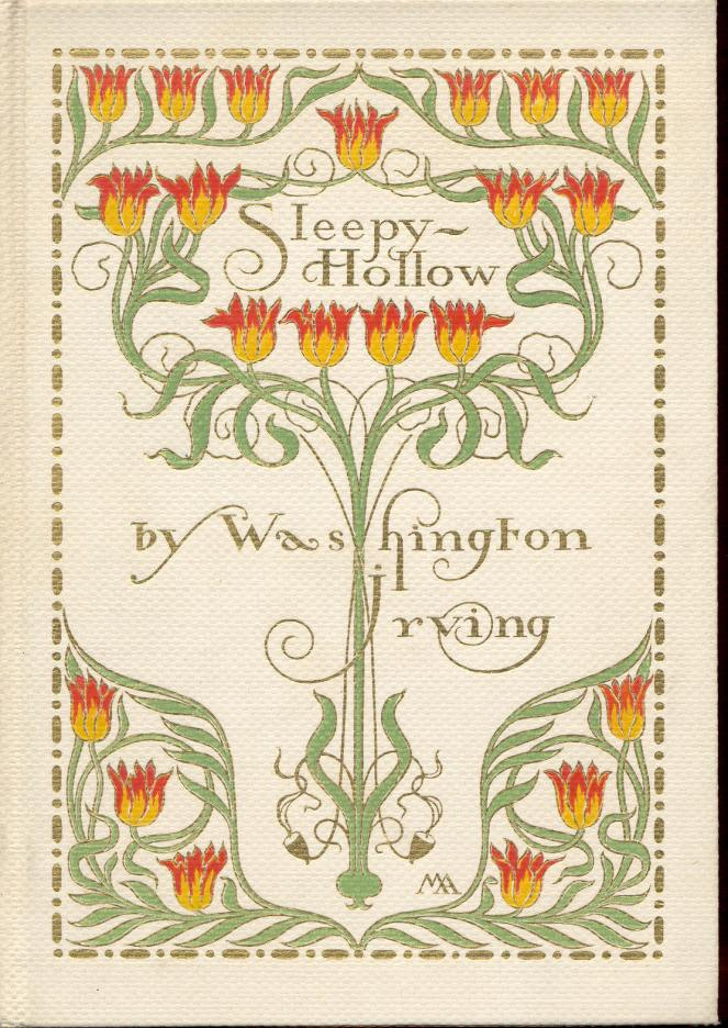 Bookcover Design by Margaret Armstrong