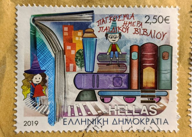 Can you believe how extraordinary this stamp is?