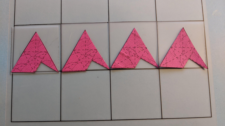 Origami Bird Base | 1688x3000